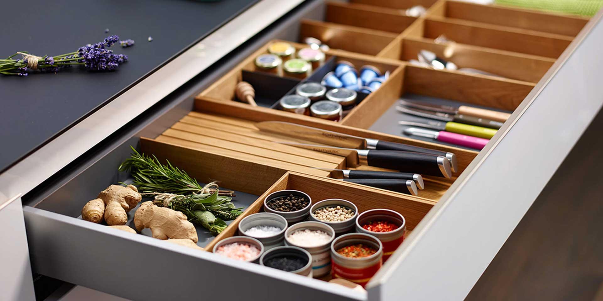Schubladen-Ordnungssystem